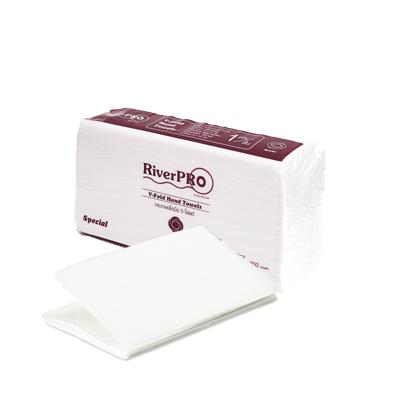 Riverproกระดาษเช็ดมือแบบแผ่น