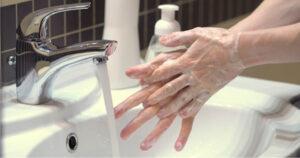 วิธีล้างมือด้วย สบู่เหลวล้างมือ